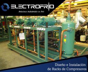 Electrofrío - Diseño e instalación de racks de compresores 1