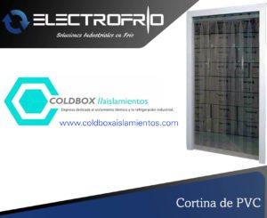 Electrofrío - Cortina de PVC