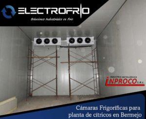 Electrofrío - Cámaras frigoríficas en Inproco 8