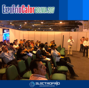 1- Electrofrío en la ExpoFríoCalor2017
