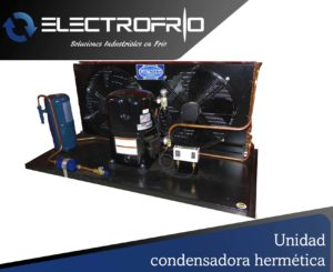Electrofrío - Unidades condensadoras 5