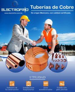 Electrofrío - Tuberías y accesorios de cobre 2