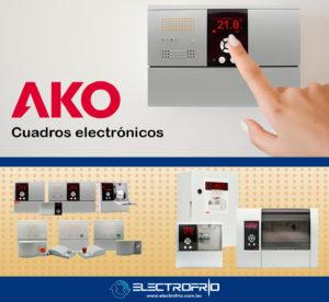 Electrofrío - Tableros eléctricos AKO 2