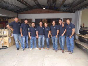 Electrofrío - Nuestro equipo Cochabamba
