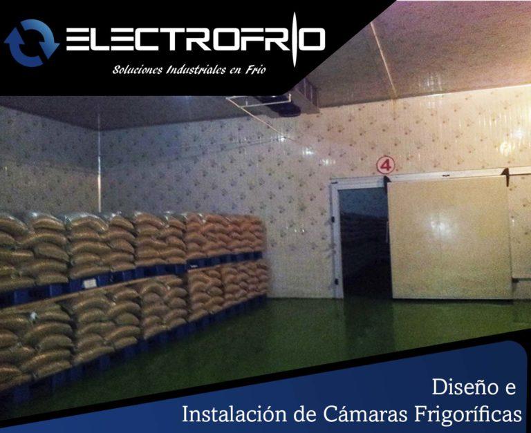 Electrofrío - Diseño e instalación de cámaras frigoríficas 2
