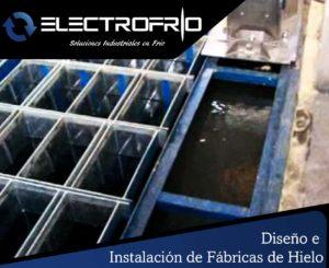 Electrofrío - Diseño e instalación de fábricas de hielo 2