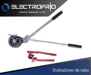 Electrofrío - Dobladores de tubo