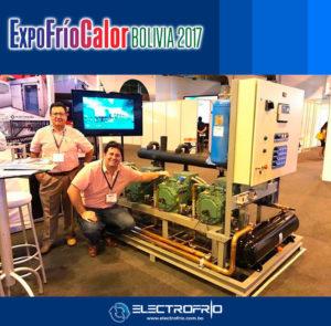 2- Electrofrío en la ExpoFríoCalor2017