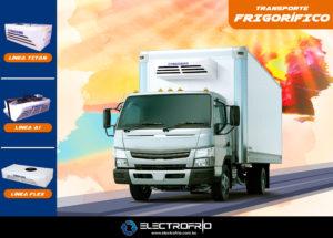 Electrofrío - Frigoking transporte frigorífico