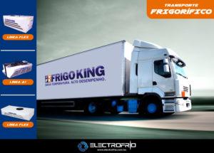 Electrofrío - Frigoking transporte frigorífico 3