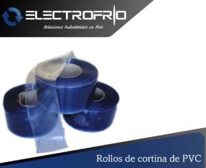Electrofrío - Rollos de cortina de PVC