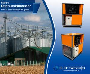 Electrofrío - Equipo Deshumidificador