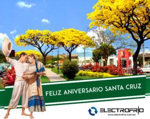 Electrofrío -Aniversario de Santa Cruz, año 2017 2