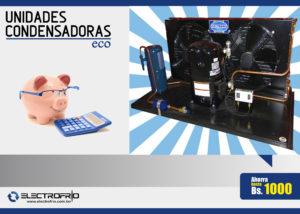 Electrofrío - Unidades condensadoras ECO