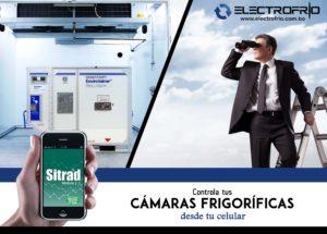 Electrofrío - Sistema SITRAD para cámaras frigoríficas