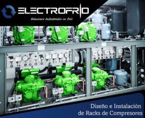 Electrofrío - Diseño e instalación de racks de compresores 3