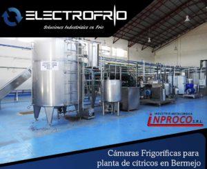 Electrofrío - Cámaras frigoríficas en Inproco 6