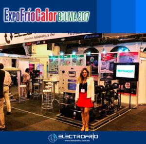 3- Electrofrío en la ExpoFríoCalor2017