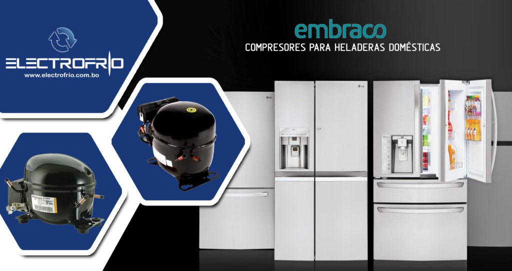 Electrofrío - Compresores para heladeras 2