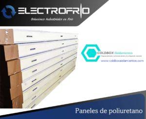 Electrofrío - Paneles de poliuretano