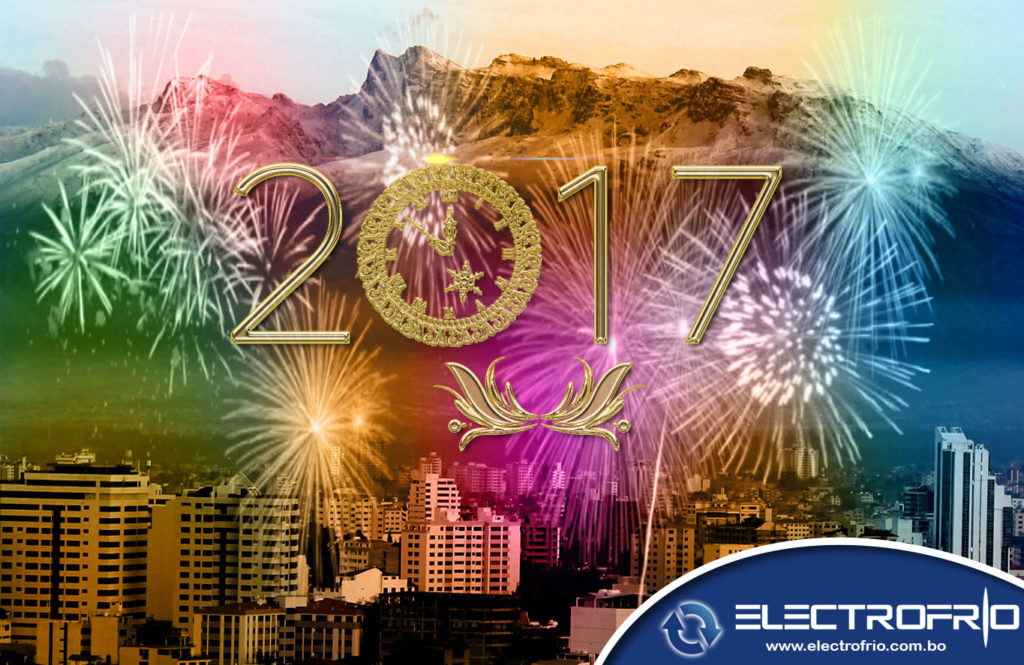 Electrofrío - Feliz año 2017
