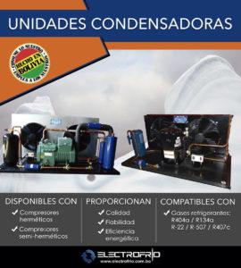 Electrofrío - Unidades Condensadoras (Expofríocalor)