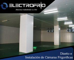 Electrofrío - Diseño e instalación de cámaras frigoríficas 4