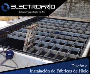 Electrofrío - Diseño e instalación de fábricas de hielo 4