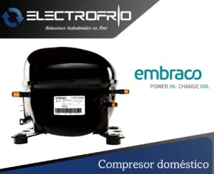 Electrofrío - Compresor doméstico 2