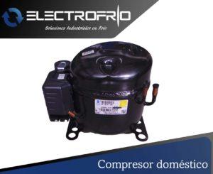 Electrofrío - Compresor doméstico