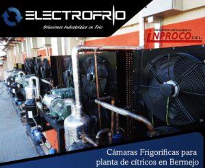 Electrofrío - Cámaras frigoríficas en Inproco 5