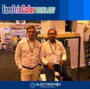 4- Electrofrío en la ExpoFríoCalor2017