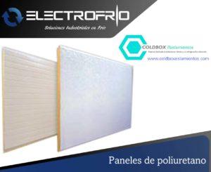 Electrofrío - Paneles de poliuretano 60