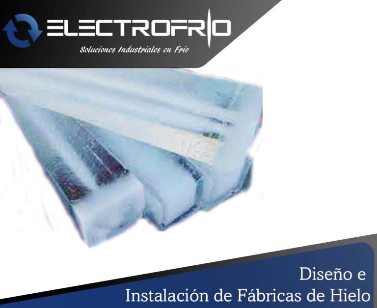 Electrofrío - Diseño e instalación de fábricas de hielo 5