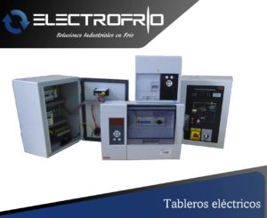 Electrofrío - Tableros eléctricos
