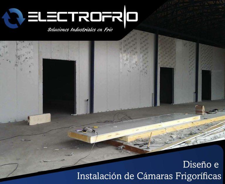 Electrofrío - Diseño e instalación de cámaras frigoríficas 6