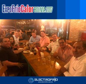 6- Electrofrío en la ExpoFríoCalor2017