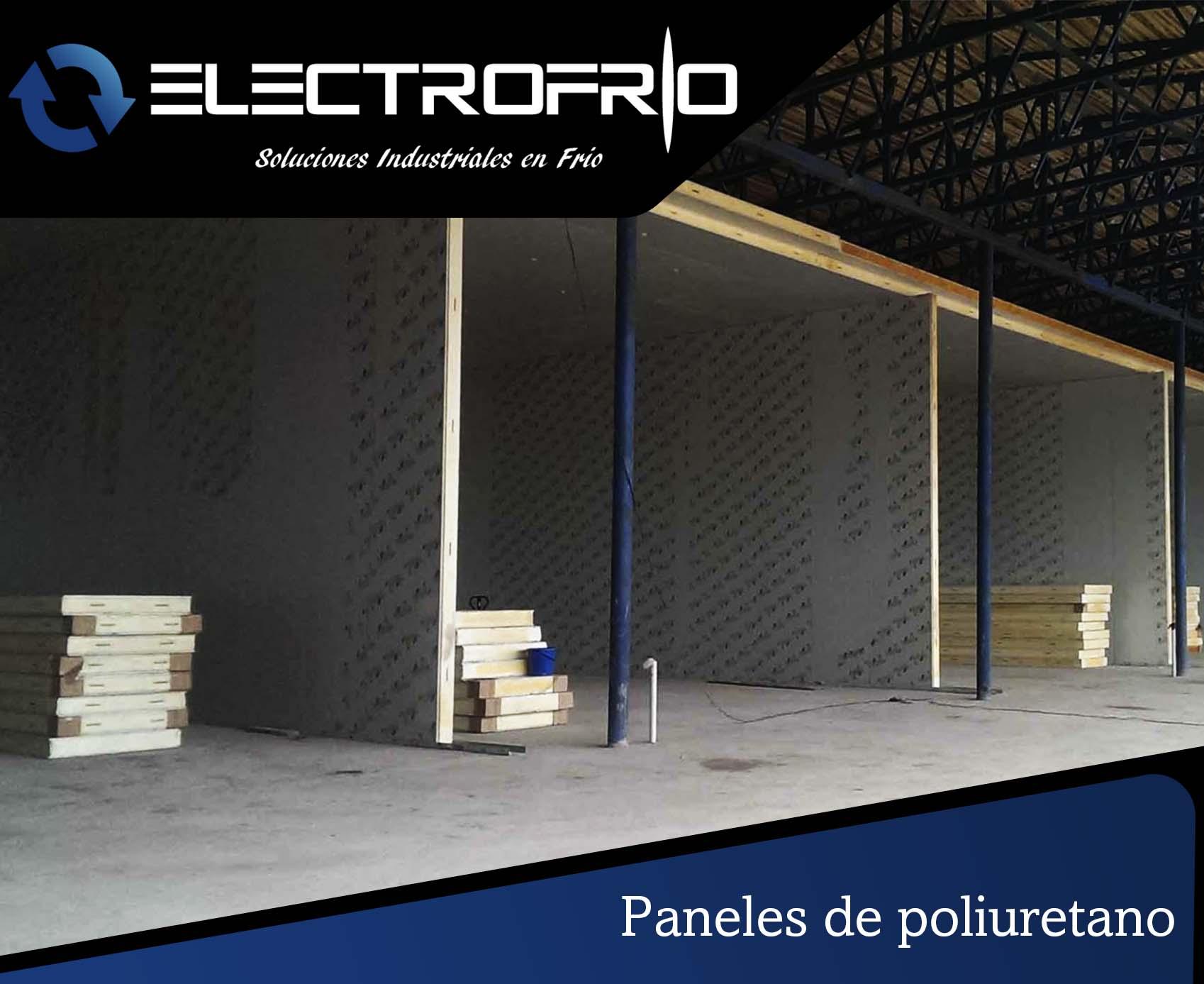 Electrofr o paneles de poliuretano electrofr o - Paneles de poliuretano ...
