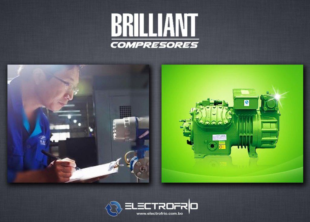 Electrofrío - Compresores Brilliant 2