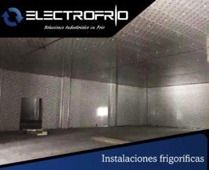 Electrofrío - Instalaciones frigoríficas