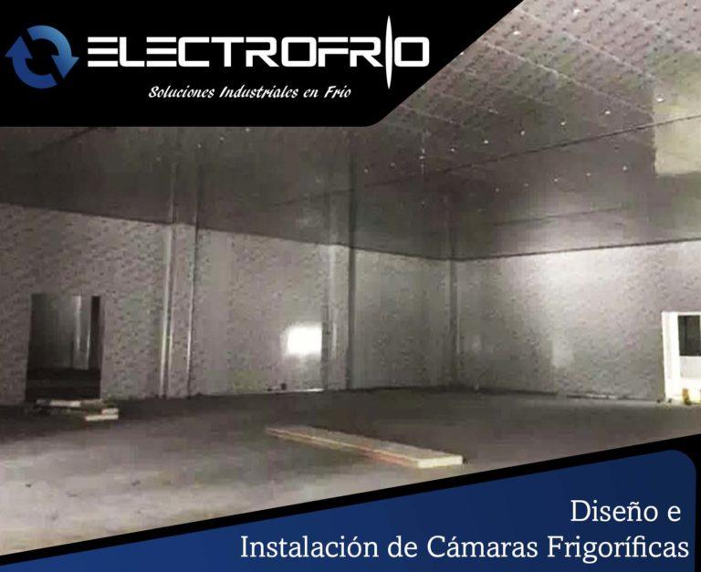 Electrofrío - Diseño e instalación de cámaras frigoríficas 9