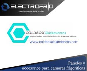 Electrofrío - Coldbox - Cámaras frigoríficas
