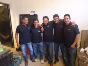 Electrofrío - Nuestro equipo Cochabamba 2