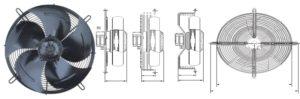 Electrofrío - Forzador Axial 2