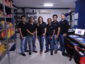 Electrofrío - Equipo Santa Cruz de la Sierra