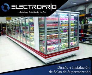 Electrofrío - Salas de supermercado 1