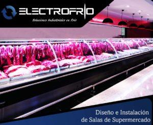 Electrofrío - Salas de supermercado 2