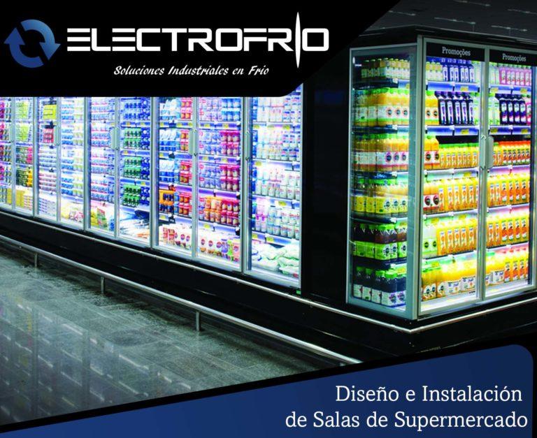 Electrofrío - Salas de supermercado 3