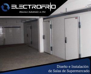 Electrofrío - Salas de supermercado 4