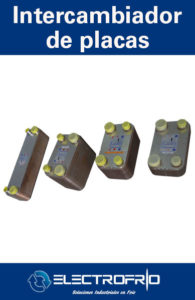 Electrofrío - Intercambiador de Placas